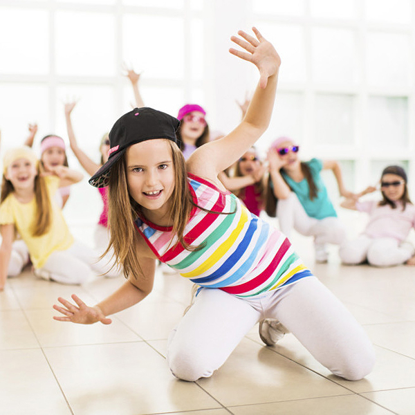 Dance mix для детей
